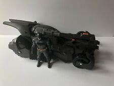 Mattel Justice League Mega Cannon Batmobile with Batman Action Figure 2017