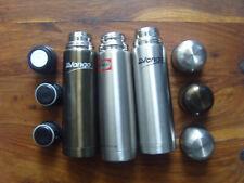 Primus and Vango Insulated Double Wall Vacuum Flask Bottle Mug Bundle