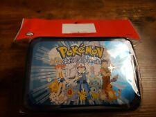 Vintage Pokemon Tin Storage Box Nintendo Accessory Network 1999