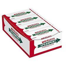 Wrigley Spearmint Kaugummi 8 Packung