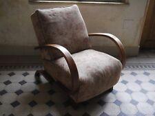 Rare Halabala lounge chair