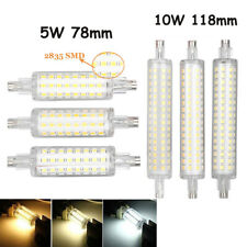 LED Flood Light R7S 78mm 118mm Bulb 12W 16W 2835 SMD Replacement Halogen Lamps~