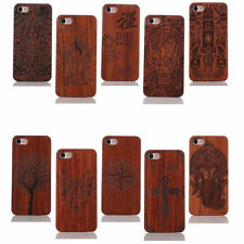 Wooden/Bamboo Cases and Covers for iPhone 7 Plus