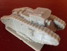 Wargames 15mm WW1 Resin British Medium tank A Hornet Tank Platoon x 4 Tanks