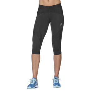 New ASICS women's capris/ MOTION MUSCLE SUPPORT/premium quality/run/stretchy/£75