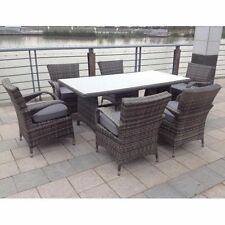 Glass 4 Seasons Outdoor Garden & Patio Furniture Sets