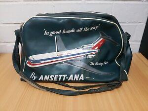 Vintage Ansett Bag
