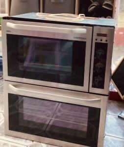 AEG Competence Double Integrated Electric Oven/Cooker