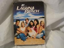 MTV Laguna Beach~Complete Season One~3 Disc 11 episodes and Bonus~DVD~LBDV1