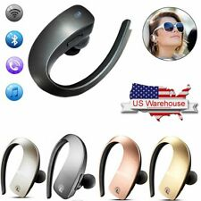 Bluetooth Earphone Music Headset Stereo Earbud Earpiece for iOs iPhone Android