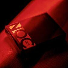 NOC Out - Red & Gold Edition Poker Spielkarten