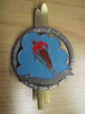 Tirol 1954 St. Johann Ski Springen SPL  HKL 1 .  1. Sieg- Anstecker groß Emaile