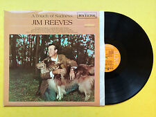 Jim Reeves - A Touch of Sadness, RCA VICTOR sf-7978 EX+ état Vinyle LP
