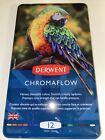 Derwent Chromaflow Artist Pencil Set 12 Pack