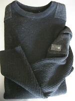 S. Oliver Pullover Strick Sweatshirt Gr. M  Langarm, warm, Schwarz, Tasche Ärmel