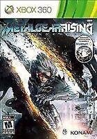 Metal Gear Rising: Revengeance Xbox 360 Game