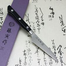 Tojiro Fujitora Japanese Chef Knife Paring DP 3Layered Series VG10 with Bolster