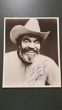 Jack Elam-signed photo-4 - coa