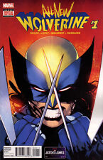 ALL-NEW WOLVERINE (2015) #1 New Bagged