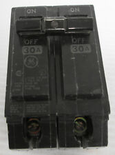 Ge Type Thqb Circuit Breaker 2P 30A 120/240Vac