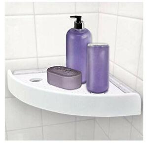 Snap up Shelf, turns any corner into a shelf in a snap!!! tile,fiberglass,glass.