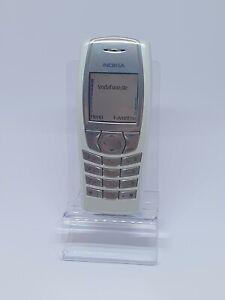 *** Nokia  6610i - Weiß-Schwarz (Ohne Simlock) Retro Rarität Handy ***