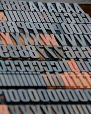 Letterpress Wood Printing Blocks 311pcs 142 Tall Wooden Type Woodtype