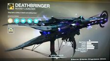 Destiny 2 Deathbringer (PS4) 2 DAYS!