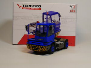 1:50 Scale model TERBERG SPECIAL VEHICLES YT 182 Diecast truck model