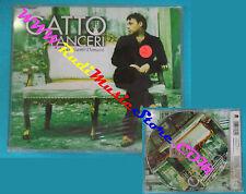 CD singolo GATTO PANCERI Accarezzami Domani diyi 5 cds IT 2003 SIGILLATO(S30**)