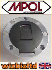 Mpol Abschließbar Tankdeckel (Tankdeckel) 2 Schlüssel Yamaha FZS 1000 Fazer
