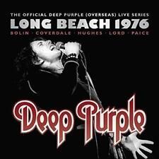 Deep Purple - Long Beach 1976 (NEW 2CD)