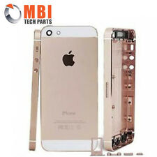 iPhone 5 5G New Replacement Metal Back Housing Cover Case Gold / White
