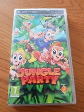 Jungle Party PSP Game