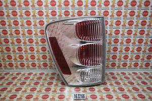 2005-2009 CHEVROLET EQUINOX DRIVER/LEFT SIDE QUARTER MTD TAIL LIGHT LAMP OEM