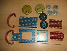 Mignon Metallbaukasten verschiedene Teile siehe Foto