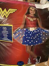 Halloween Costume NEW Girl's Wonder Woman Small or Medium