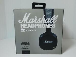 Marshall MID Bluetooth Wireless Headphones - Black