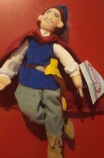 Disney Prince Phillip from Snow White Bean Bag Beanie NWT
