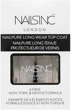Nails Inc Nailpure Long Wear Top Coat 14ml (NAIL PURE)