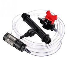 Actopus 1/2 Inch Irrigation Venturi Fertilizer Kit Mixer Injectors Tube Switc...