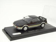 Norev Collection Japon 1/43 - Toyota MR2 1984 Noire