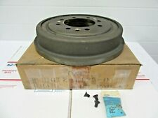 "NOS 1970""s Ford Truck 8-Hole 12X3 Front Brake Drum Budd 97496  D6TZ-1125-D   dp"
