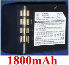 Batterie 1800mAh type 1400-900006G Pour Unitech PA968II
