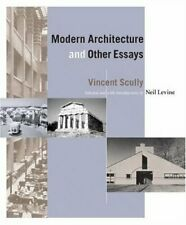 Modern Architecture and Other Essays, Scully, Levine 9780691074429 New+=