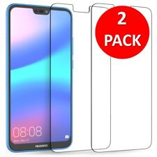 For Huawei Honor 9 Tempered Glass Screen Protector Premium Protection , 2 PACK