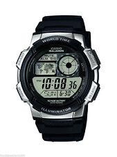 Casio Men's Round Wristwatches