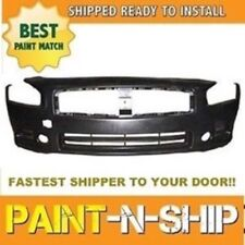 For 2009 2010 2011 2012 2013 2014 Nissan Maxima Front Bumper Painted(NI1000258)