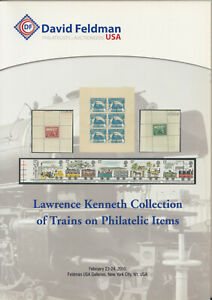 Lawrence Kenneth Collection of Trains, 2010 Feldman Auction Catalog