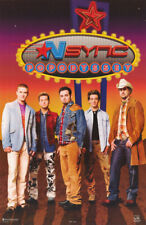 Poster: Music : N Sync - Popodyssey - Free Shipping #7595 Lp35 S